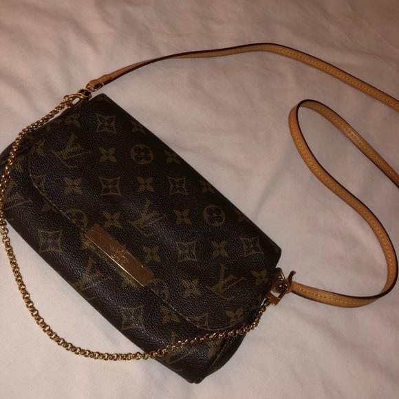 Louis Vuitton FAVORITE PM bag